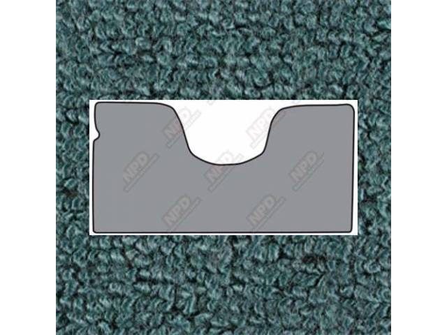 Floor Mats Carpet Loop Style 1 Piece No
