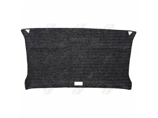 Headliner Retro Style Rear Abs Plastic Covered In