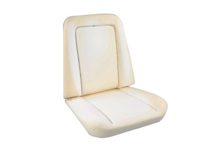 Molded Bucket Seat Foam, American Cushion Industries