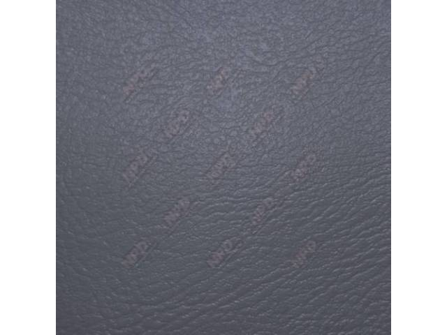Upholstery Bench Madrid Grain Vinyl Smooth W /