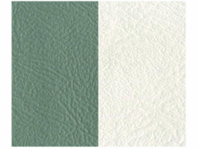 Upholstery Bench Madrid Grain Vinyl Two Tone Med