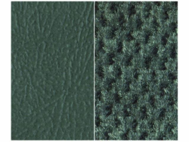 Upholstery Bench Charcoal Madrid Grain Vinyl W/ Charcoal