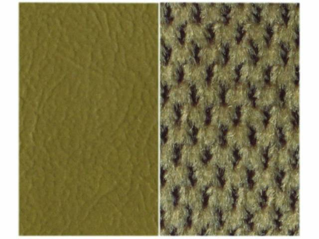 Upholstery Bench Palomino Madrid Grain Vinyl W/ Sandstone