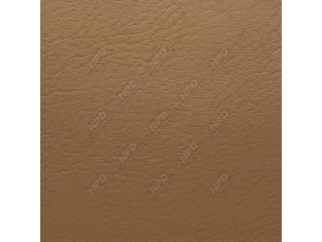 Upholstery Bench Standard Cab Palomino Madrid Grain Vinyl