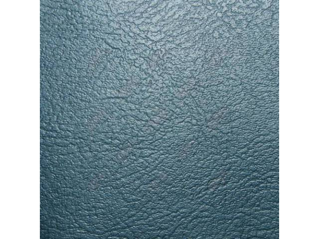 Upholstery Bench Standard Cab Med Blue Madrid Grain
