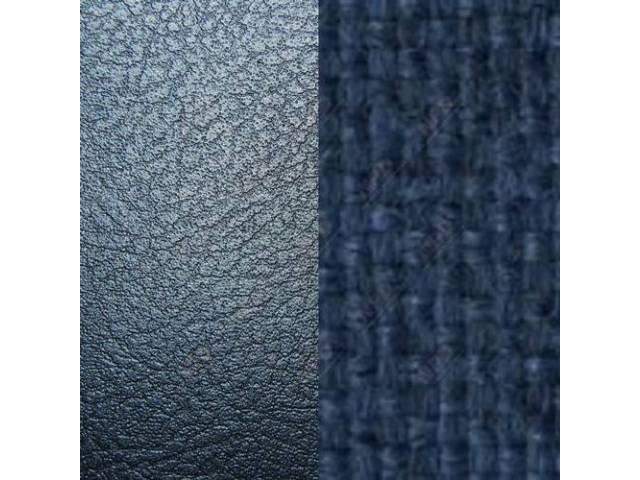 Upholstery Bench Standard Cab Navy Blue Madrid Grain