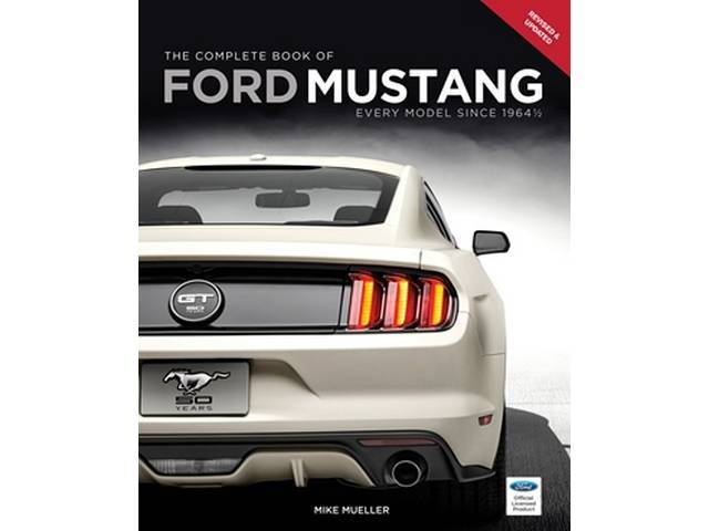 BOOK, The Complete Book of Ford Mustang, Every