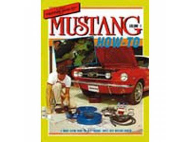 BOOK MUSTANG HOW TO VOLUME 1