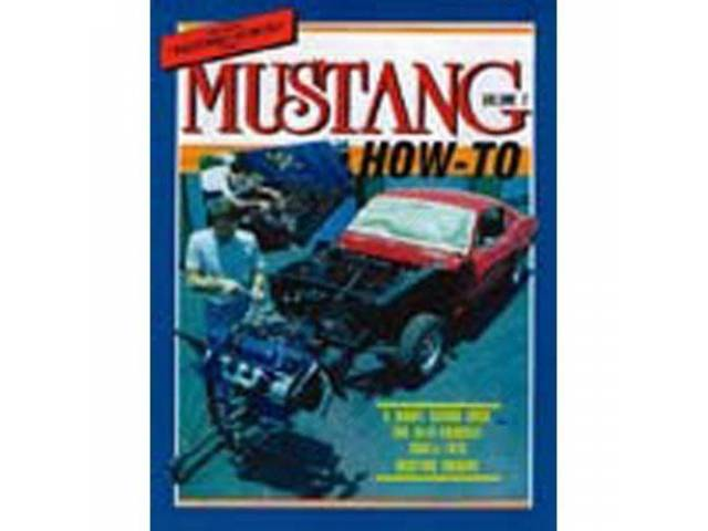 BOOK MUSTANG HOW TO VOLUME II