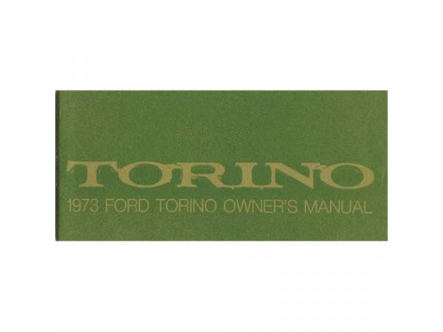 Owners Manual Original Ford 84 Pages Nos
