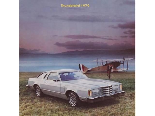 1979 FORD THUNDERBIRD SALES BROCHURE