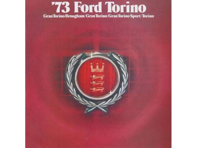 Book Sales Brochure Original Ford 14 Pages Nos