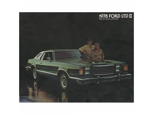 1978 FORD LTD 2 SALES BROCHURE