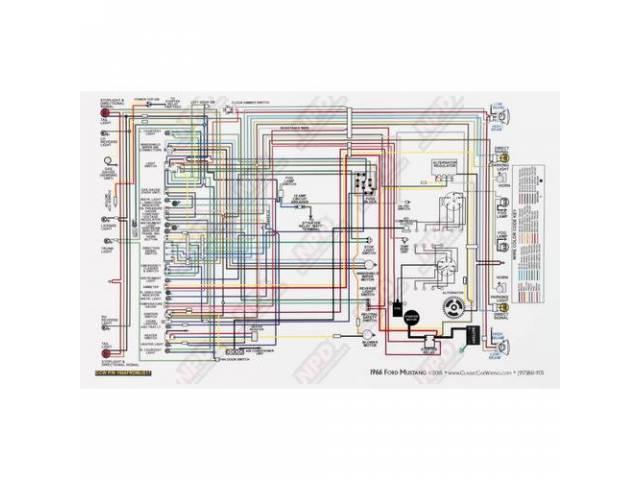 Wiring Diagram 66 Mat Full Color 17 1  2 -  Lwd-66m