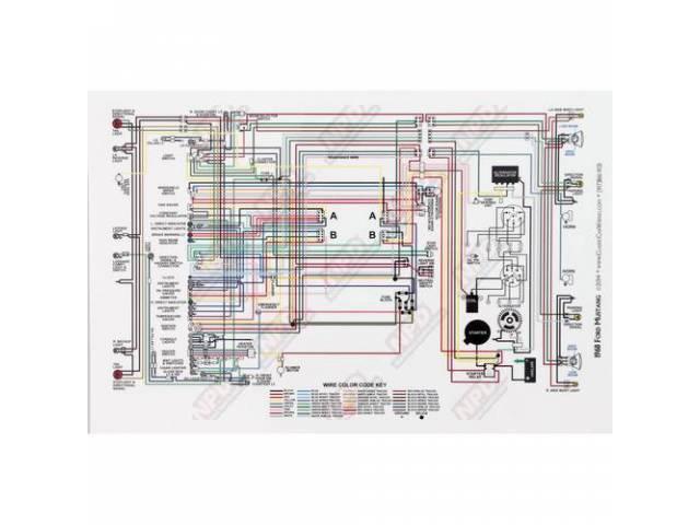 Wiring Diagram 68 Mat Full Color 17 1  2 -  Lwd-68m