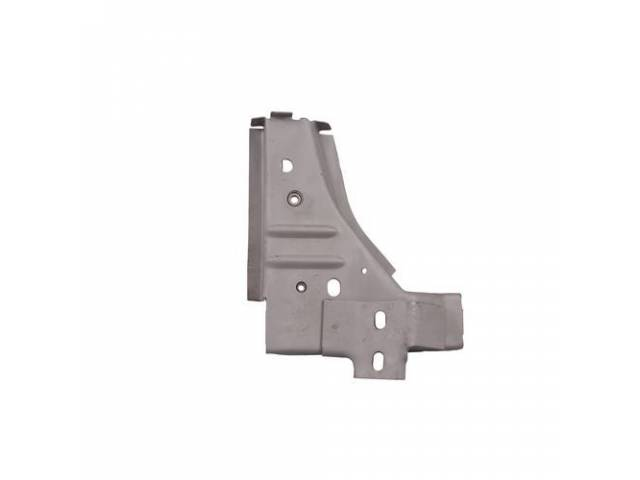 Gusset Front Side Member To Dash Mounting Rh