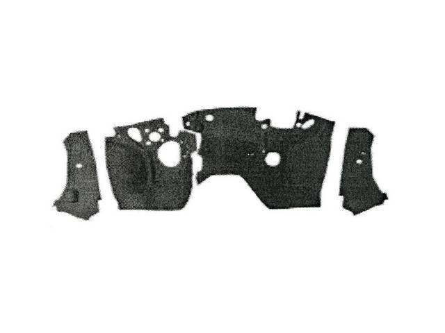 Cowl Panel Kit, Acousti Shield, Quite Ride Solutions,