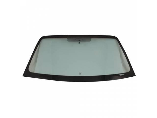 Glass Windshield Tinted Carlite Incl Mirror Bracket Mustang