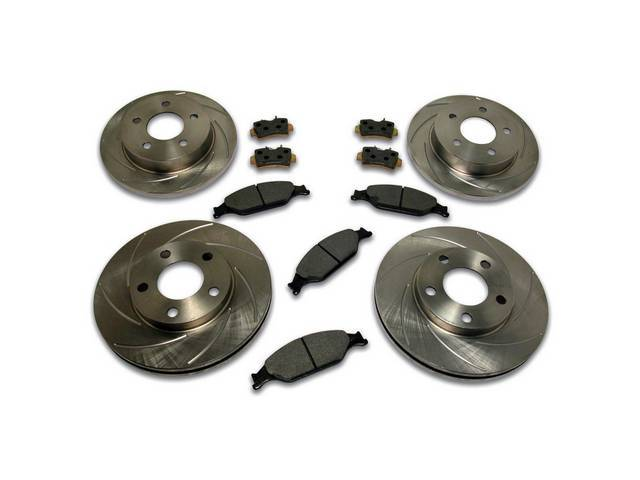 SHORT STOP KIT FRONT 5 LUG SSBC INCL