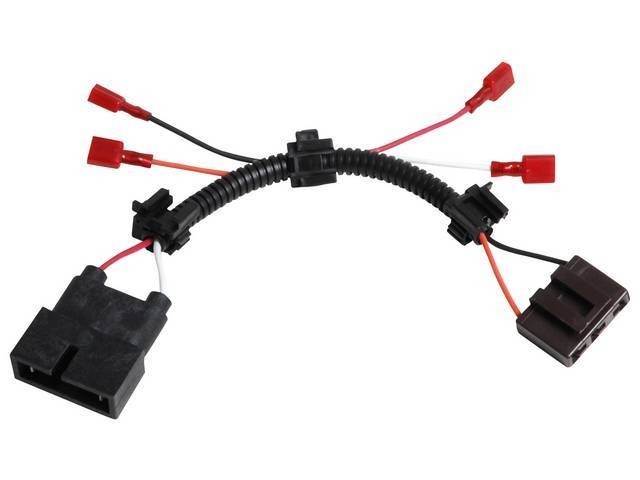 Adapter Harness, Msd 6 To Ford Tfi, Designed
