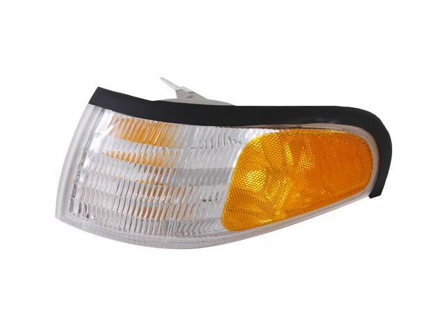 Light Assy, Parking, Lh, Incl Parking, Turn And