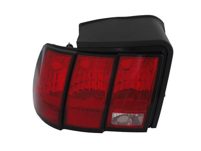 TAIL LIGHT ASSY REAR LH REPRO XR3Z-13405-AA YR3Z-13405-AA