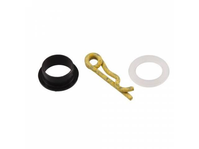 Mounting Kit, Brake Light Switch, Incl (1) Push