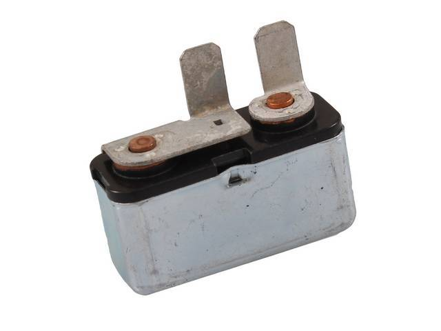 Breaker Assy, Fuse Electrical Circuit, 6 Amp, 1.25 X .75 Inch, W/ Id Code *D9ab-14526-Aa*, Original D9zz-14526-H