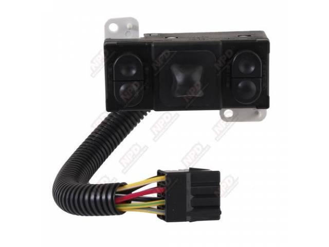 Switch Assy Seat Regulator Control Original F58z-14a701-A Sw-7085