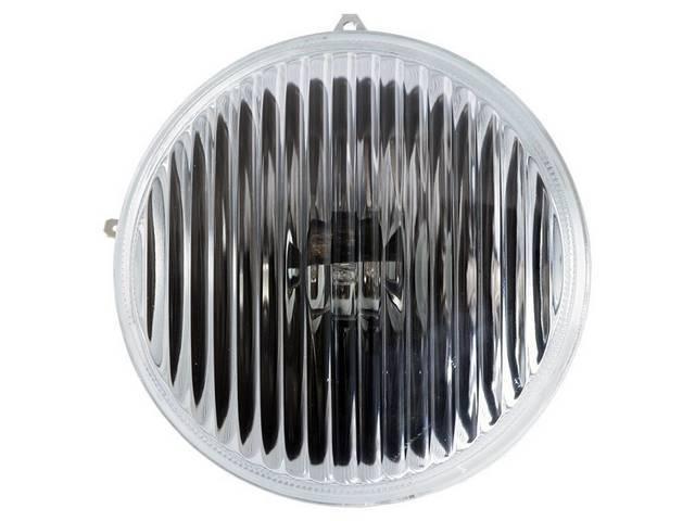 Lens Assy, Fog Lamp, Rh Or Lh Side,
