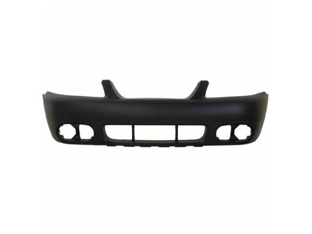 PANEL / COVER ASSY FRONT BUMPER W/ FOG