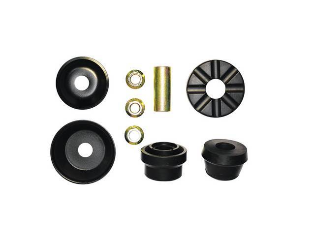 Mounting Kit, Shock Upper, Replacement Style, Incl Upper