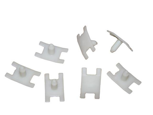 Mounting Kit, Door Window Molding Outer, Does One