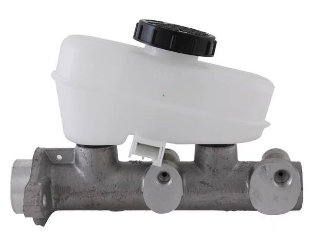 MASTER CYLINDER ASSY NEW W/ 21MM BORE REPRO