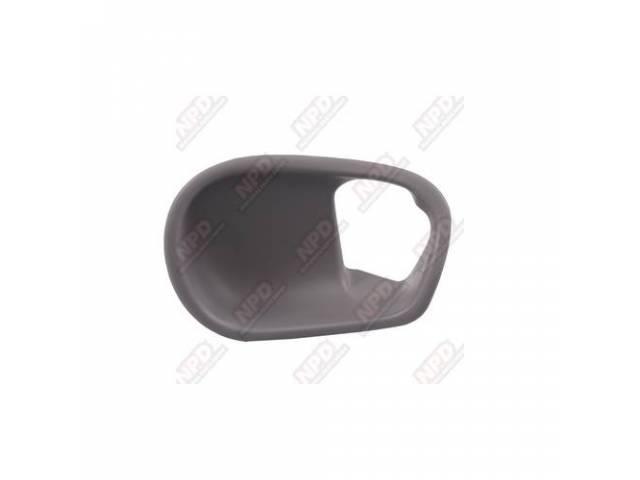 CUP DOOR INSIDE HANDLE LH OPAL ORIGINAL F4ZZ-6322634-A