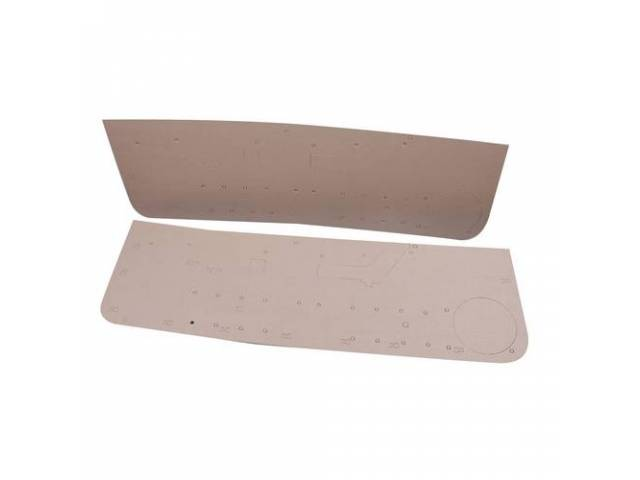 Boards Door Panel Pair Incl Rh And Lh