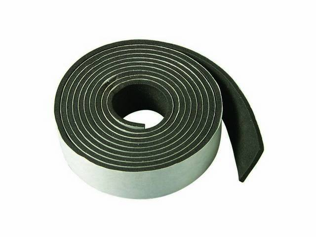 Seal, Weatherstrip Retainer, 12 Foot Roll, Best Repro,