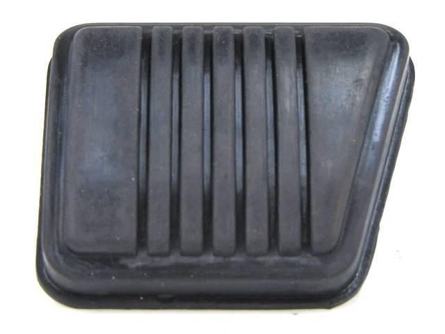 Pad, Brake Or Clutch Pedal, Good Repro, D1fz-2457-B, D1fz-2457-C