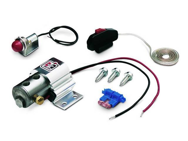 ROLL CONTROL KIT HURST INCL SOLENOID VALVE SNAP-ACATION