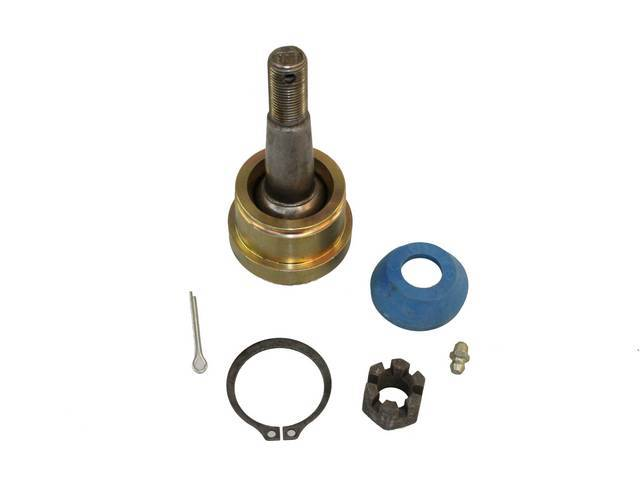 Ball Joint Assy, Lower Arm, Professional Grade, Use With Stock Lower Arms, These Are Stronger Units Than The Stock Replacement, They Use A Polyurethane Boot To Resists Cracking
