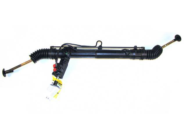 Gear Assy, Rack And Pinion, Reman, Incl Inner Tie Rod Ends, These Units Are Designed To Work For The Application Noted