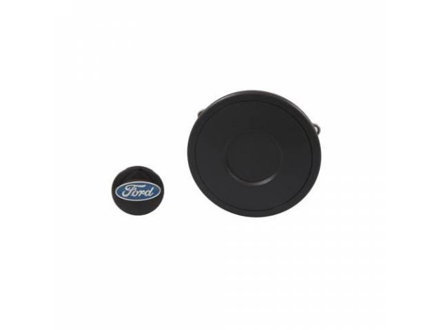 Horn Cap Volante, S9 Premium 9 Bolt Series,