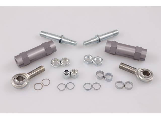 Bumpsteer Kit, Bbk Performance, Does Both Rh And Lh, Designed To Increase Adjustment Range For Proper Bump Steer Correction, Repro