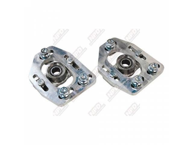 Adjusting Plates Front Suspension Camber Steeda Aluminum These
