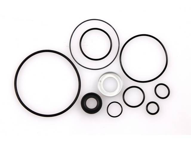 Seal And Gasket Kit, P/S Pump, (10), D8az-A,