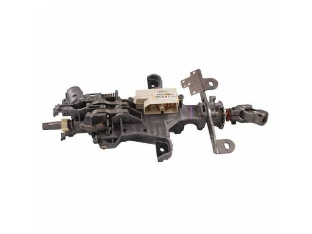 Column Assy, Steering, Complete Units, W/ Id Code