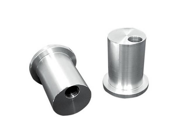 Bushings, Rack, Steeda, Aluminum, .400 Inch Offset, Incl