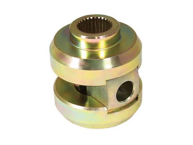Mini Spool Assy, Yukon Gear, 8.8 Inch Rear Axle, W/ 28 Spline Axles, Can Use Factory Style C-Clip Axles, 1 Year Manufacturer Warranty