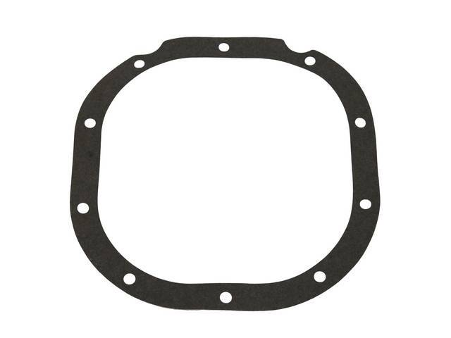 Gasket, Rear Axle Cover, Repro