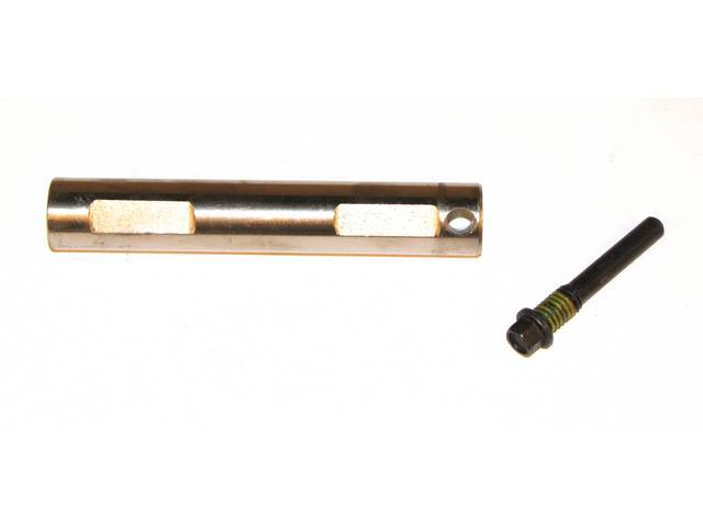 Shaft, Differential Pinion, Original, Used To Service E4dz-4026-A, -B, Differential Assy, Incl D8bz-4241-A Pin
